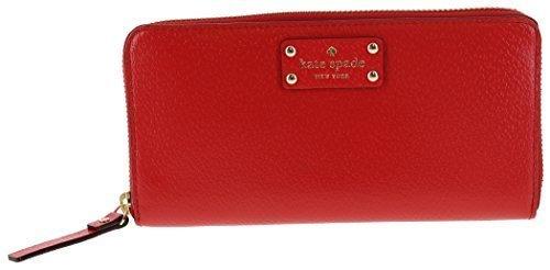 Kate Spade Wellesley Neda Zip Around Wallet (Rose Gold) ()