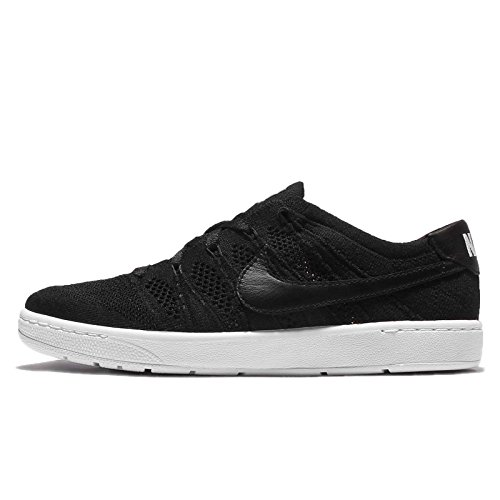 (nike tennis classic ultra flyknit mens running trainers 830704 sneakers shoes (us 7, black white dark grey 001))