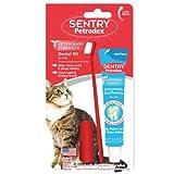 Petrodex Dental Kit for Cats, Malt Flavor Toothpaste, 2.5 oz
