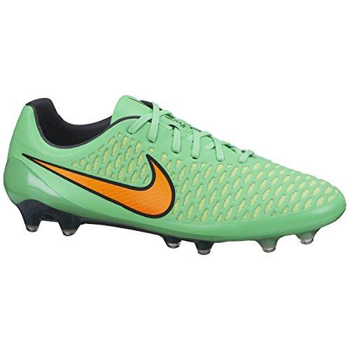 Nike Mens Magista Opus Fg Tacchetti Da Calcio Per Terreni Duri 9 Us, Veleno Verde / Nero / Arancione