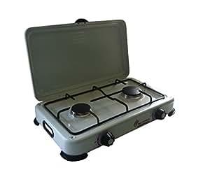 Cocina gas butano para diferentes tipos de bombona multifire 2 gold dos fogones camping gas - Fogones de butano ...