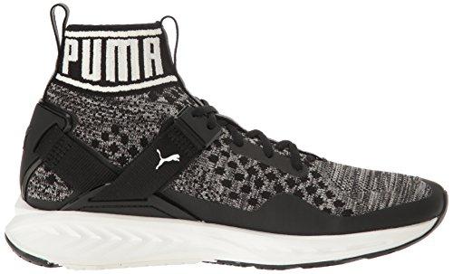 Ignite Evoknit White Shade Herren Puma Black Sneaker Puma Quiet Puma qPwOEE