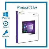WINDOWS 10 PRO 32/64 BIT GENUINE LICENSE KEY PRODUCT CODE