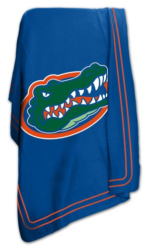 - Logo Brands NCAA Florida Gators Classic Fleece Blanket