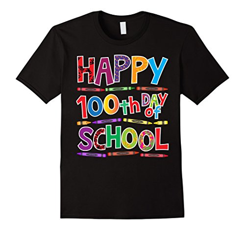 Happy 100th Day of School Shirt for Teacher or Child ()