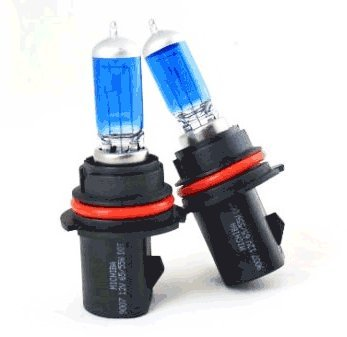94 95 96 97 98 99 00 01 02 03 04 Dodge Dakota All Model 2pc 12v 100w 9007/hb5 Xenon Gas Super White High/low Beam Light Bulbs 5000k 1pair