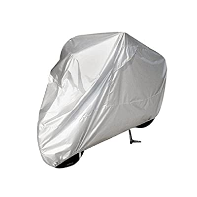 Waterproof Breathable UV Protection Dust Cover for LARGE SIZE Scooters and Motorcycle (COVER_01_L)
