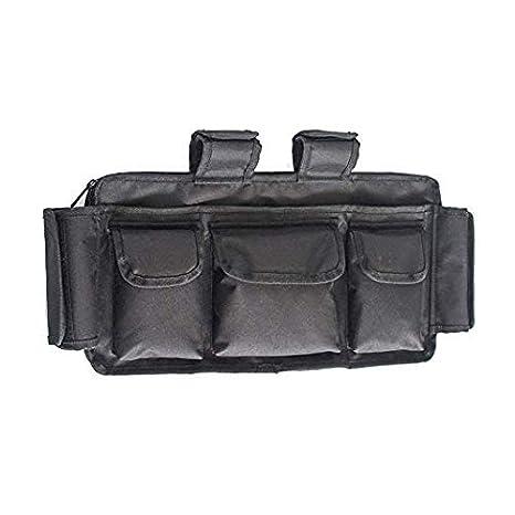 Bolsa de andador plegable, con múltiples bolsillos, manos ...