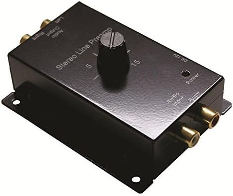 Stereo LINE PRE-Amplifier