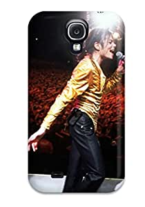 Brand New S4 Defender Case For Galaxy (michael Jackson On Tour)