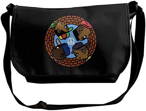 ショルダーバッグ スポーツバッグ ワンショルダー アトライブコールドクエスト メッセンジャーバッグ 斜めがけ ボディバッグ 肩掛けバック 大容量 A4ファイル収納可能 多機能 日常お出かけ 通勤 通学 無地 メンズ カバン ユニセックス