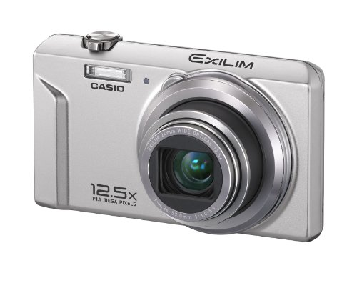 Casio Casio Exilim Ex-Zs 100 Silver (Casio Digital Radio)