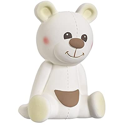 Vulli Gabin The Bear Rattle : Baby Teether Toys : Baby
