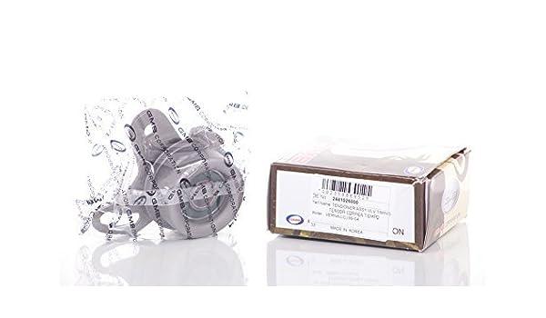 Tensor de correa para Hyundai Accent parte: 2441026000, 24410 - 26000: Amazon.es: Coche y moto