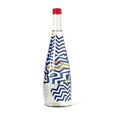 d712be0fa Evian Kenzo Still Mineral Water Glass Bottle 750ml: Amazon.co.uk: Grocery