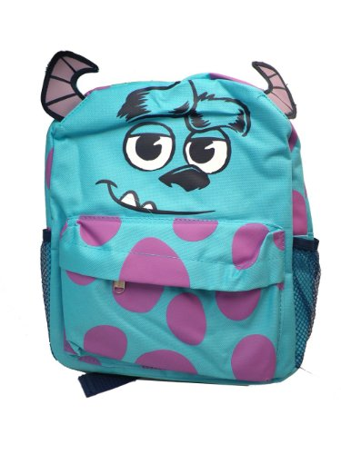 Small Size Sully Character Backpack - Monsters University Backpack (Sully Monsters)