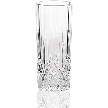 74dea0d0856 Lead-Free Heavy Base Highball Glasses for Water