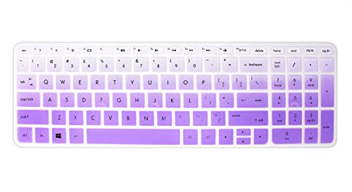 Silicone Keyboard Cover Skin for 15