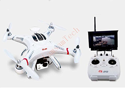 Toy, Play, Fun, FPV Quadcopter with camera Cheerson CX-20 CX20 2.4G RC drone camera 4-Axis helicopter GPS drone Auto-Pathfinder Aircraft RTFChildren, Kids, Game