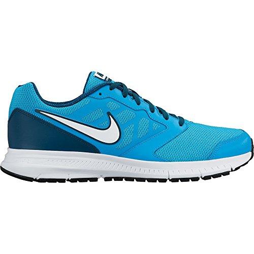 Nike Downshifter 6 - Zapatillas unisex Azul / Blanco / Negro