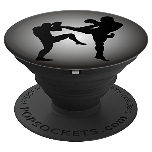 Boxing Sport Fan Gift Boxing Pop Socket - PopSockets Grip and Stand for Phones and Tablets