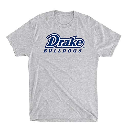 Official NCAA Drake University Bulldogs - PPDRU03, G.A.6010, H_WHT, M
