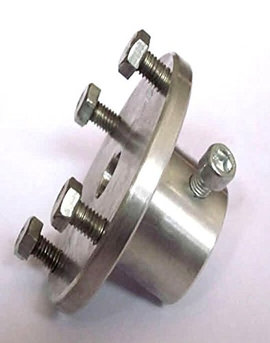 Firgelli Automations Aluminum Mounting Hubs for Shaft Dia - 16mm