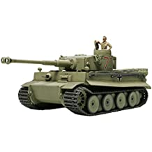 Tamiya 1/48 Military Miniature Series No.29 German Tiger I very initial production type (Africa specification) 32529