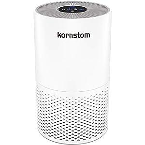 Kornstom 空気清浄機 HEPAフィルター 空気清浄器
