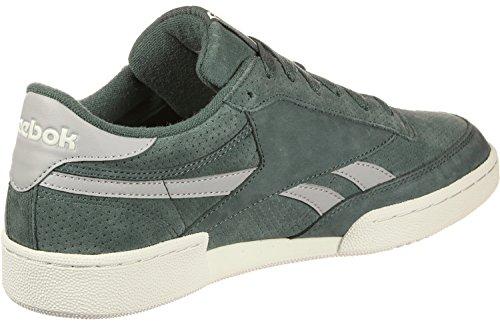 Reebok Shoes Revenge Plus Pn Green/Grey/Beige Size: 39