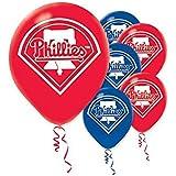 Party Decoration Amscan 129359 Philadelphia Phillies Major League Baseball Collection Pennant Banner
