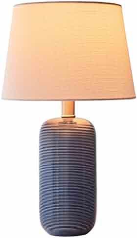 3 Gray Small Table Lamp