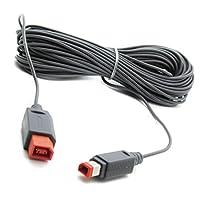 Cable de extensión de barra de sensores Nextronics de 50 pies para Wii y Wii U