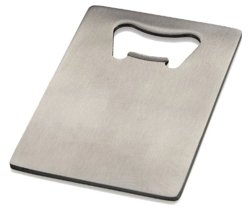 Nicedeal Credit Card Bottle Opener for Your Wallet - Stainless Steel for Kitchen Tools and Home improvement