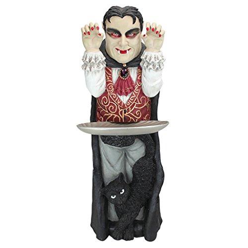 Design Toscano Count Dracula Vampire Butler