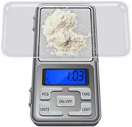 MIDRE 携帯タイプはかり ポケットデジタルスケール(秤) 精密 計量秤 超小型 キッチン用 0.01g-300gまで計量可能 風袋機能 計数機能 精密 業務用(プロ用)