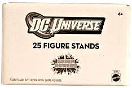 DC Universe Super Powers 25 Figure Stands