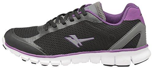 Zapatillas mujer de Active running negro para Womens Gola morado Rxp6nzBz