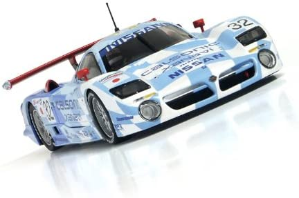"1/32 Slot.It Slot Cars - Nissan R390 GT1 Long Tail - ""Calsonic Xanavi"" - No. 32 (SICA14B) 41aQA3aiZAL"