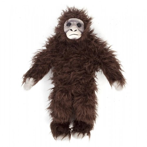 Finding Bigfoot Stuffed Animal with Howling Sound