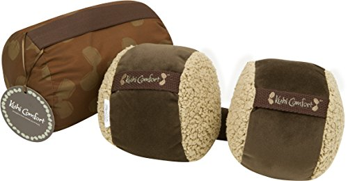 Kuhi Comfort Original Cuddle Fur Travel Pillow 2 Luxurious C