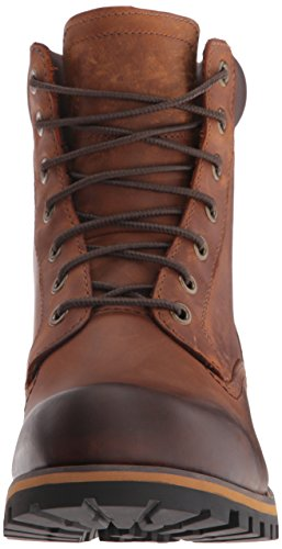 Timberland Earthkeepers Rugged - Botas, Hombre, Marrón (Copper Roughcut), 42 EU