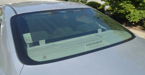 shade styx ert rw39 black universal rear window sunshade kit. Black Bedroom Furniture Sets. Home Design Ideas
