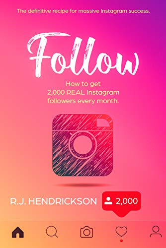FOLLOW: How to get 2,000 REAL Instagram followers every month. (Best Social Media Platform For Artists)