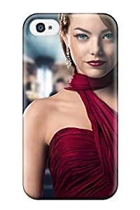 New Fashionable Cover Case Specially Made For Iphone 4/4s(gangster Squad Emma Stone Sean Penn) 8577106K73767164