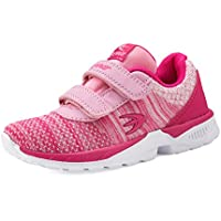 Allybelly Toddler Double Strap Shoes Breathable Tennis Shoes for Boys Girls