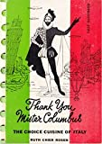 img - for Thank You Mister Columbus book / textbook / text book