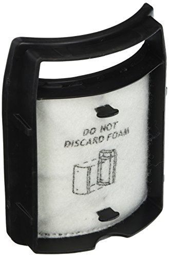 Eureka with Frame Dust Cup DCF8 5892 No Foam Filter, - Cup Filter Dust Foam