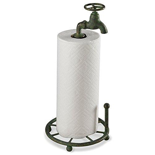 Water Faucet Paper Towel Holder