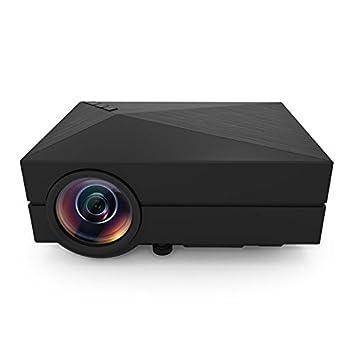 PowerLead Vpun PL-GM60 Proyector portátil HDMI Mini LED Home ...